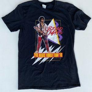Bruno Mars 24K Magic World Tour Concert T-Shirt
